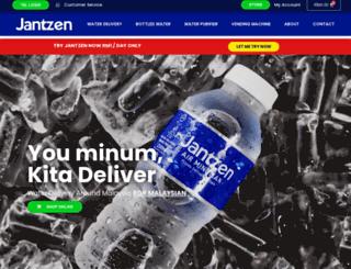 jantzen.com.my screenshot
