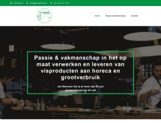 janveermanvis.nl screenshot