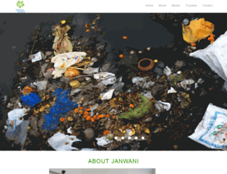 janwani.net screenshot
