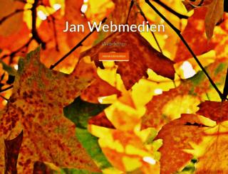 janwebmedien.ch screenshot