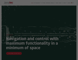 janz.com screenshot