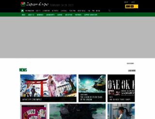 japan-expo-sud.com screenshot