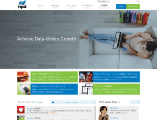 japancrest.com screenshot