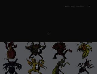 japanesebugfights.com screenshot