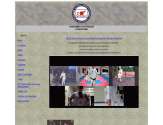 japankarate-cnx.net screenshot