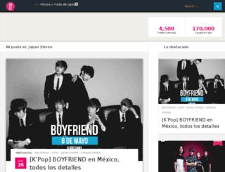 japanstereo.com screenshot