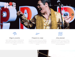 japanweekend.com screenshot