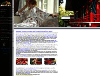 japonic.com screenshot