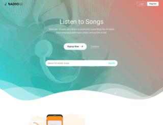 jaradio.com screenshot