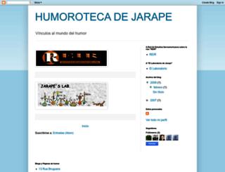 jarapeblogdeblogs.blogspot.com screenshot