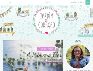 jardimdocoracao.com.br screenshot