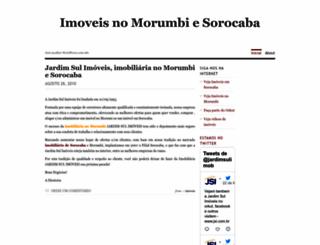 jardimsulimoveis.wordpress.com screenshot