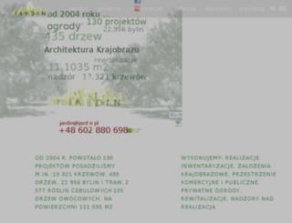 jardin-architektura-krajobrazu.pl screenshot