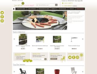 jardin-concept.com screenshot
