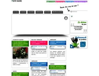 jardinage.mr-bricolage.fr screenshot