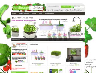 jardinageinterieur.fr screenshot