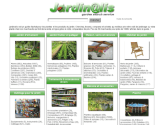 jardinalis.com screenshot