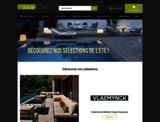jardinchic.com screenshot