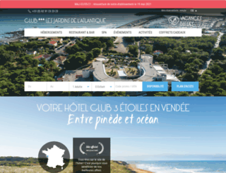 jardins-atlantique.com screenshot