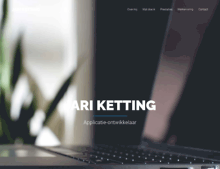 jariketting.nl screenshot