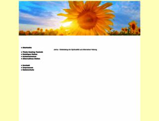 jarina.de screenshot