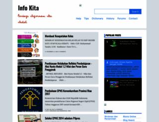 jaringanilmupengetahuan.blogspot.com screenshot