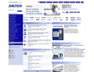 jarltech.com.mt screenshot