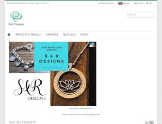 jas-designs.com screenshot