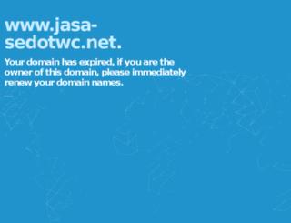 jasa-sedotwc.net screenshot