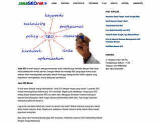 jasa-seo.net screenshot
