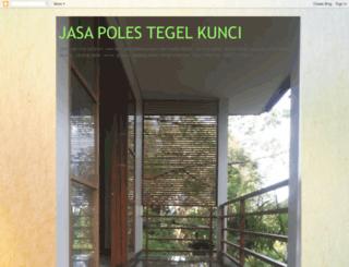 jasapolestegelkunci.blogspot.com screenshot