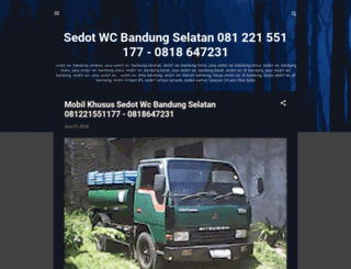 jasasedotwcbandung-selatan.blogspot.com screenshot