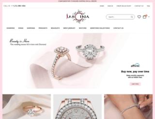 jascina.com screenshot