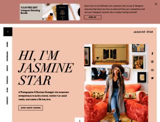 jasmine-star.com screenshot