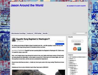 jasonaroundtheworld.com screenshot