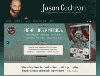 jasoncochran.com screenshot