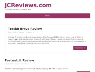 jasonreviews.com screenshot