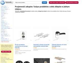jaspis.bazarek.pl screenshot