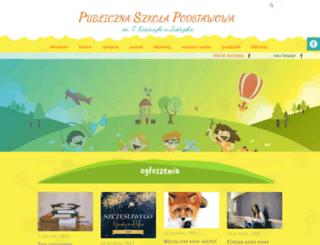 jastrzab.edu.pl screenshot