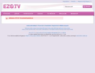 jatek.eso.tv screenshot
