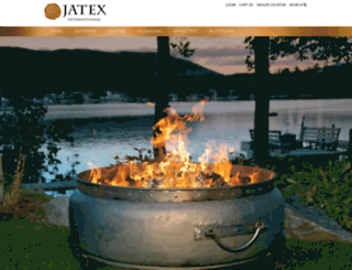 jatexinternational.com screenshot