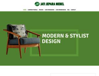 jatijeparamebel.com screenshot