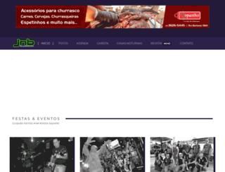 jaunabalada.com.br screenshot