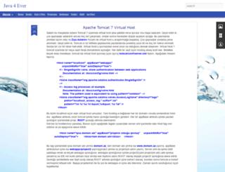 java-4-ever.blogspot.com screenshot