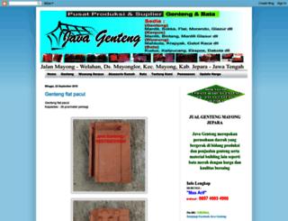 java-genteng.blogspot.com screenshot