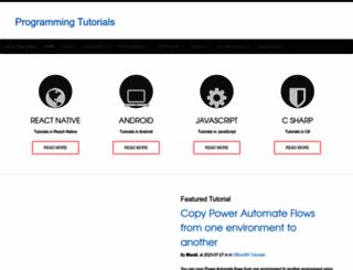 java-samples.com screenshot