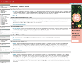 java-source.net screenshot