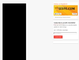 java9s.com screenshot