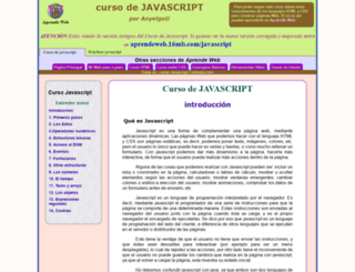 javascript.atwebpages.com screenshot