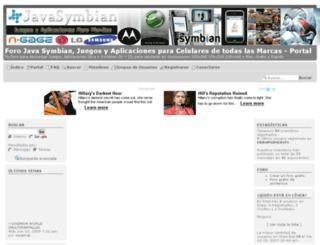 javasymbian.foroactivo.net screenshot